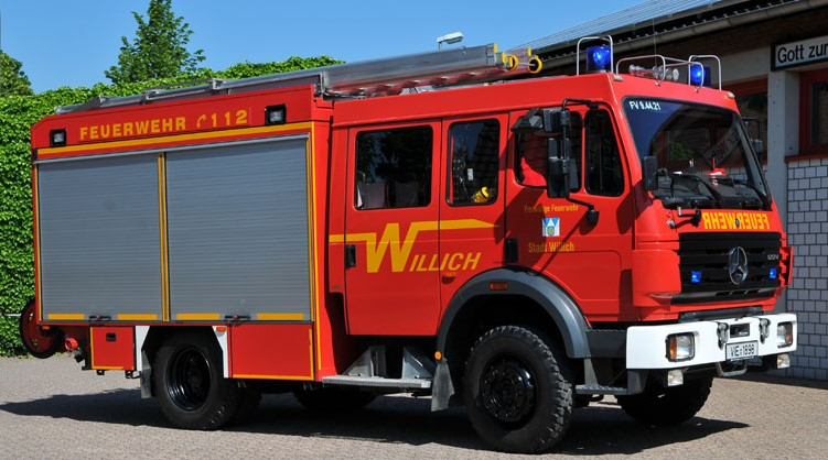 W2 Löschgruppenfahrzeug  20 1