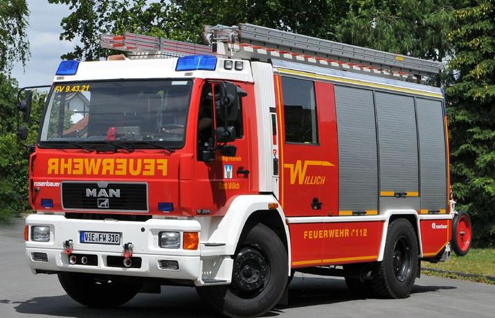 W2 Hilfeleistungslöschfahrzeug HLF-20-2