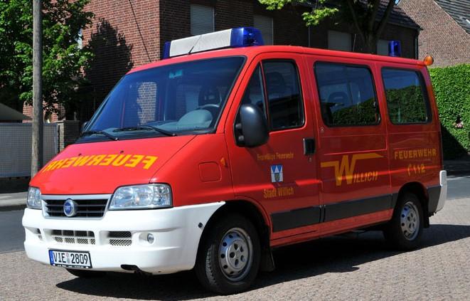 W2 Mannschaftstransportfahrzeug MTF