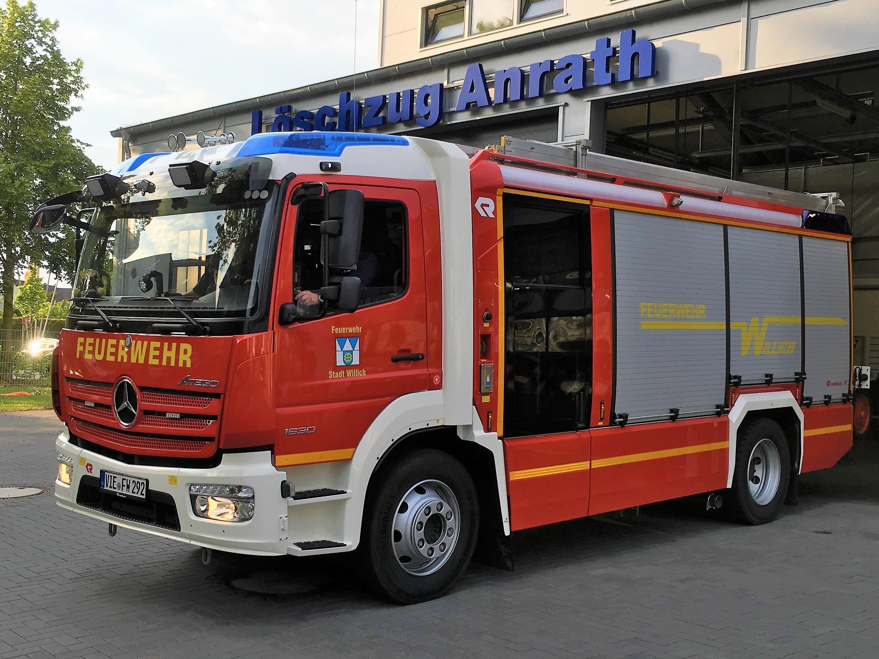 W2 Hilfeleistungslöschfahrzeug 20-1