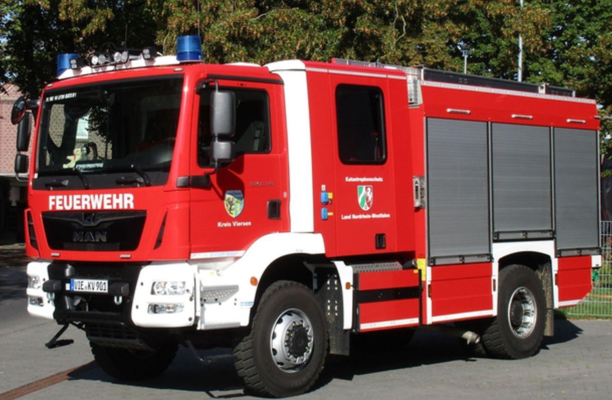 W2 Löschgruppenfahrzeug 20-KatS