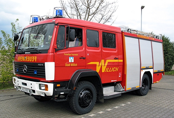 W5 Löschgruppenfahrzeug LF-20