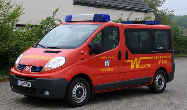 W5 Mannschaftstransportfahrzeug MTF