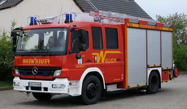 W5 Hilfeleistungslöschfahrzeug HLF-20