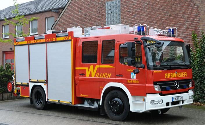 W4 Hilfeleistungslöschfahrzeug HLF-20