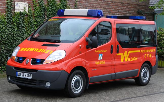 W4 Mannschaftstransportfahrzeug MTF