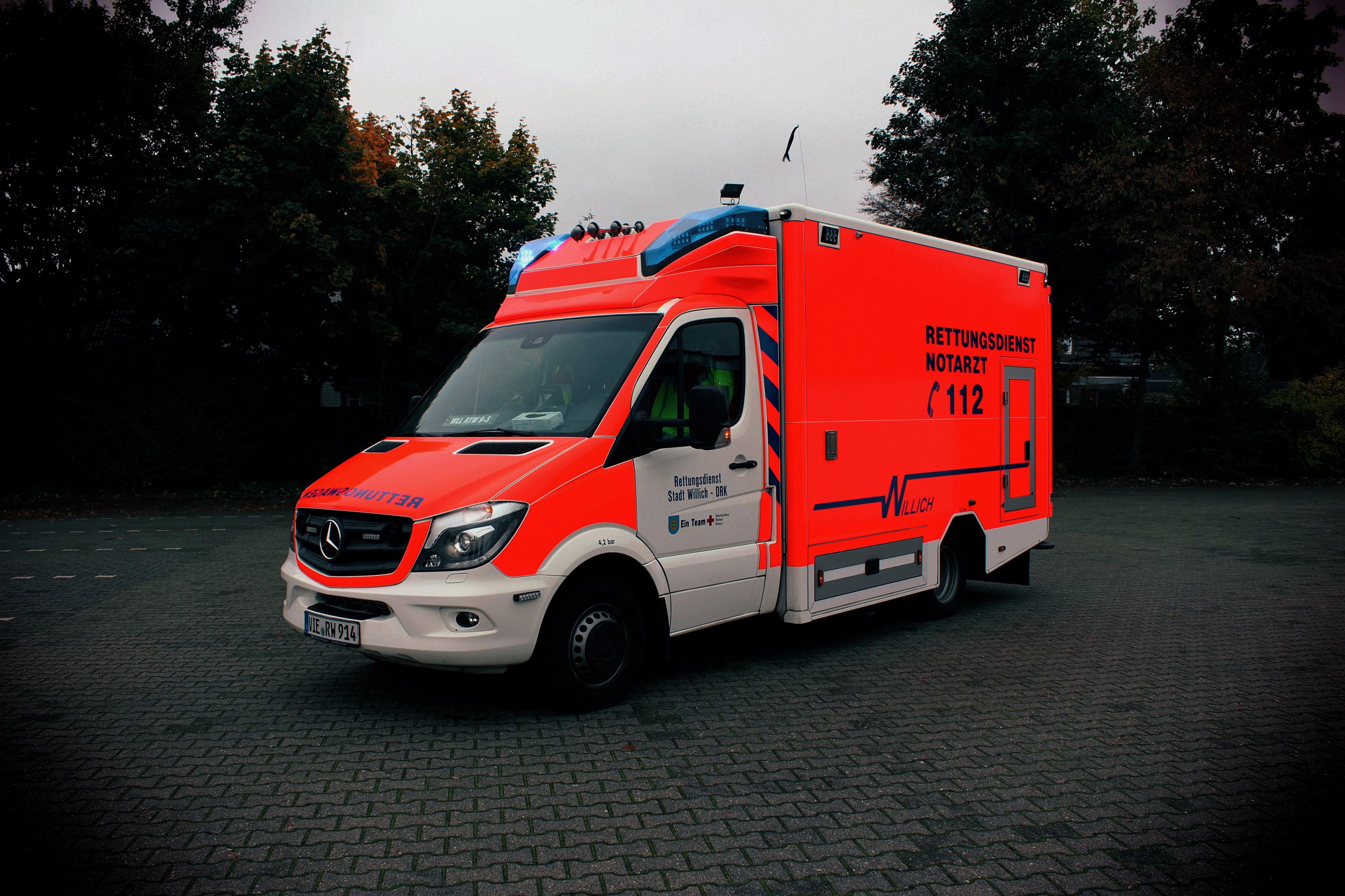 Rettungswagen RTW-3