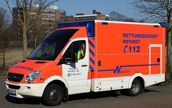 Rettungswagen RTW-1