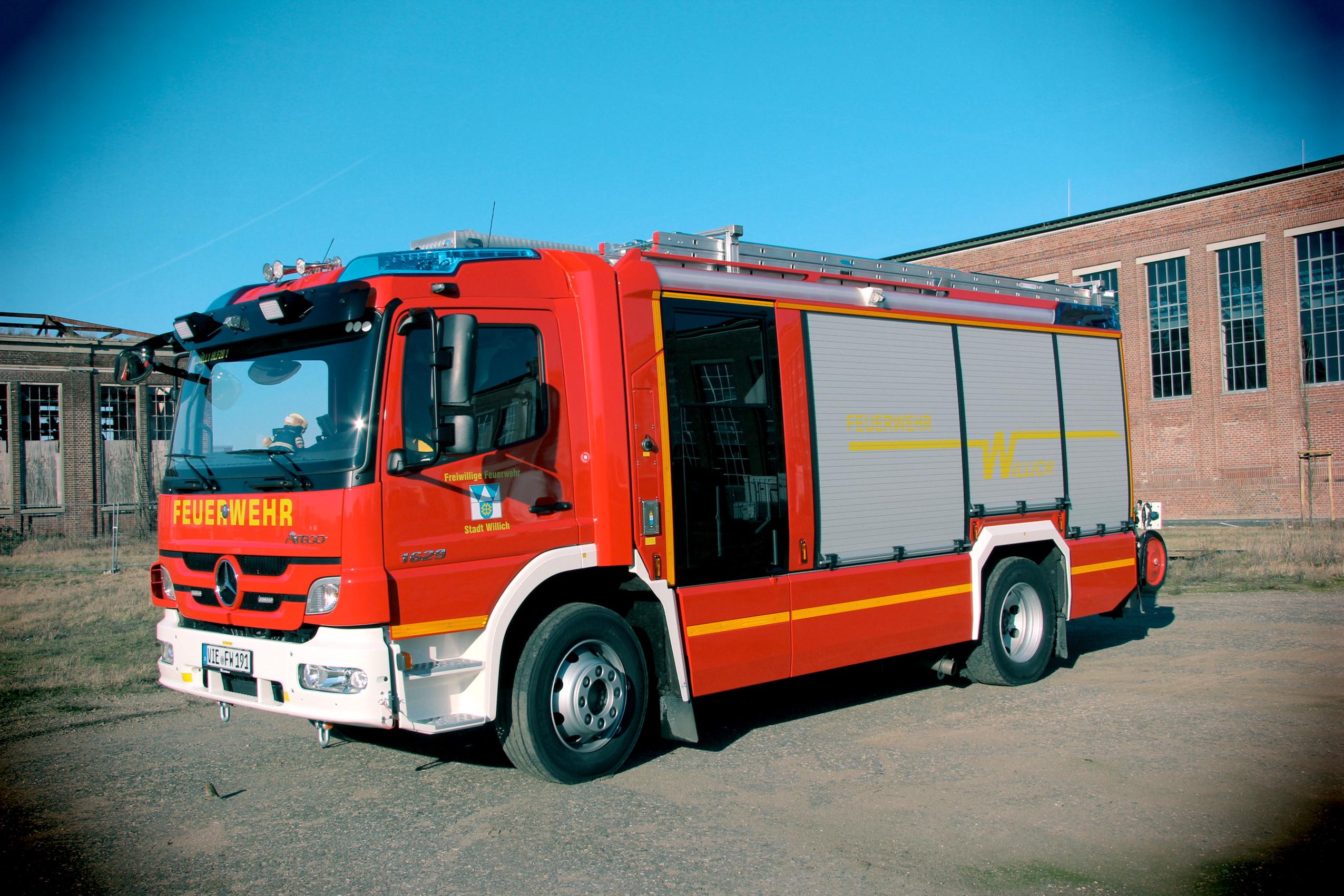 W1 Hilfeleistungslöschfahrzeug HLF20-1